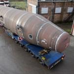 Large Tubular - Tidal Turbine Front Section