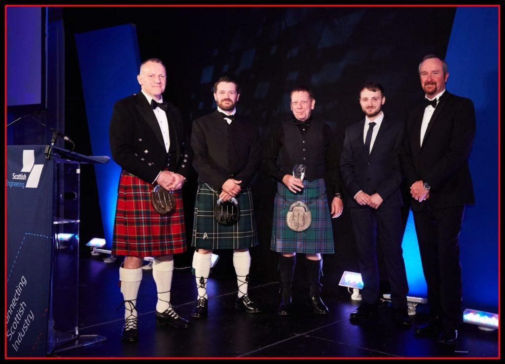 2021 Scottish Engineering Excellence Award