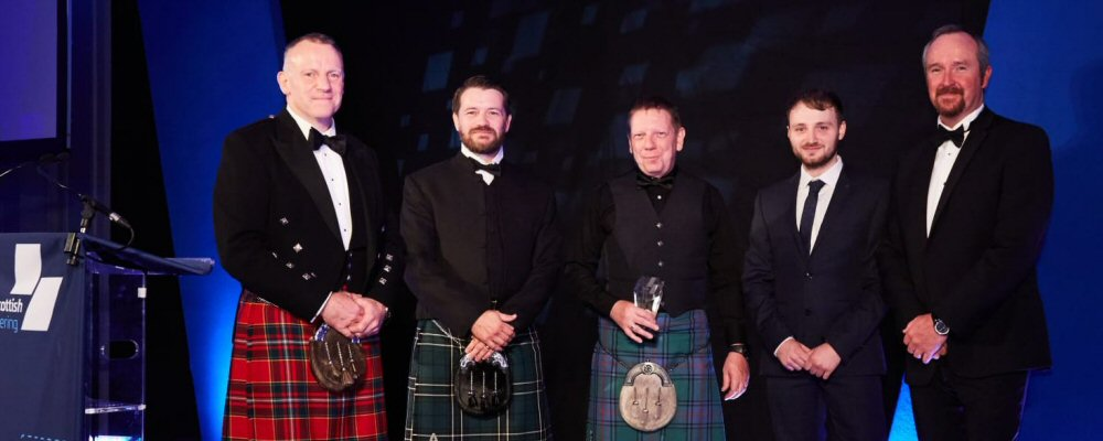 Winner of the 2021 Scottish Engineering Excellence Award…find out more
